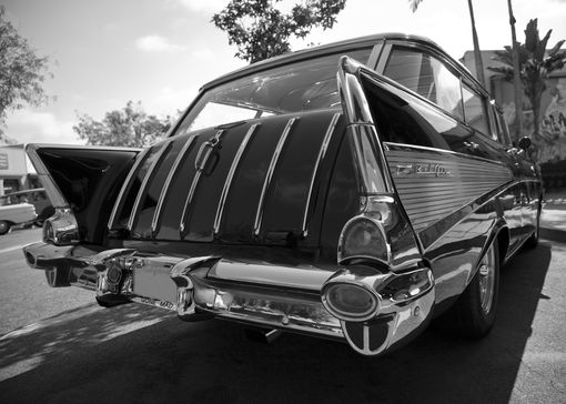 Custom Made Vintage Car Fine Art Photography Collection