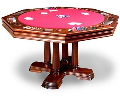 Custom Made Poker Table One