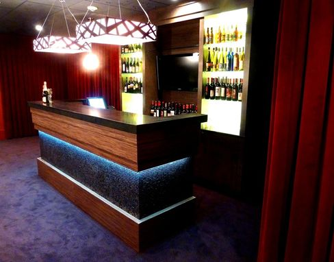 Custom Made Vip Lounge