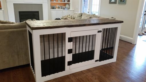 Custom Made Custom Kennels