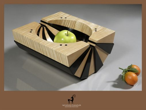 Custom Made Deco Ii Fruit Dish