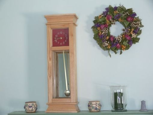 Custom Made Mantel Clock