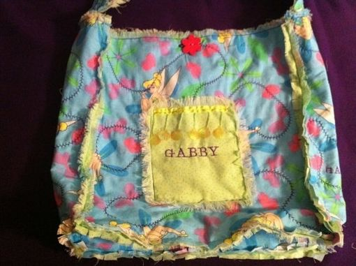 Custom Made Quilted Tote Bags
