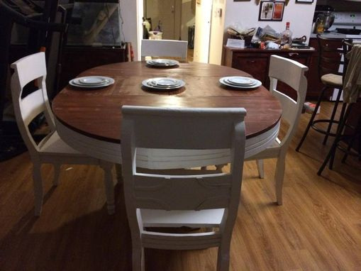 Custom Made Elder Dining Set