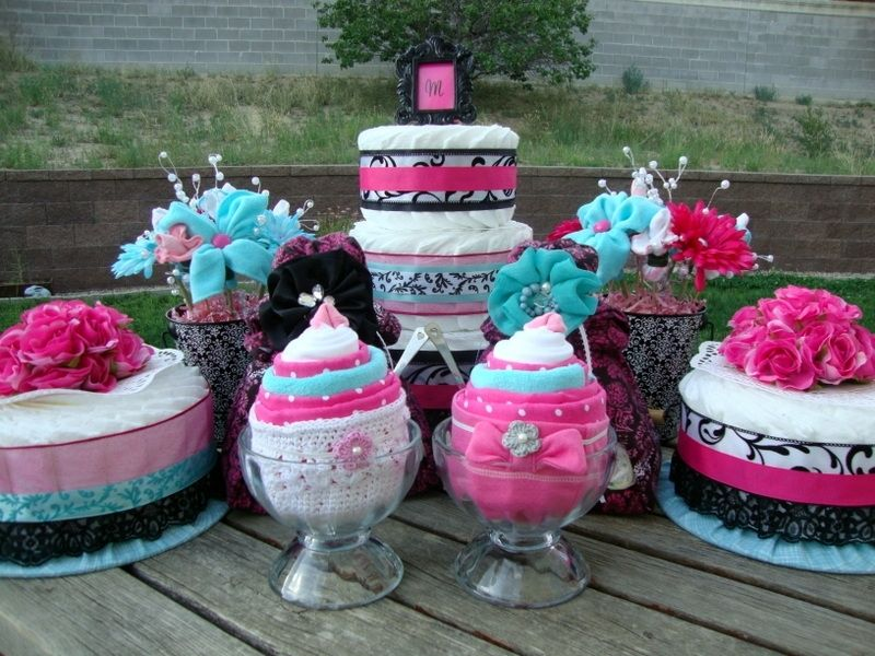 Custom Made Baby Shower Decor Package By Ellie Bee S Baby Boutique