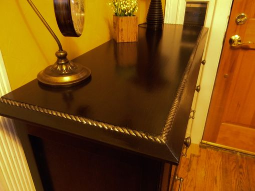 Custom Made The Paula Entry Table