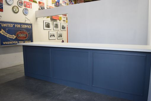 Custom Made Sales Counter / Reception Desk