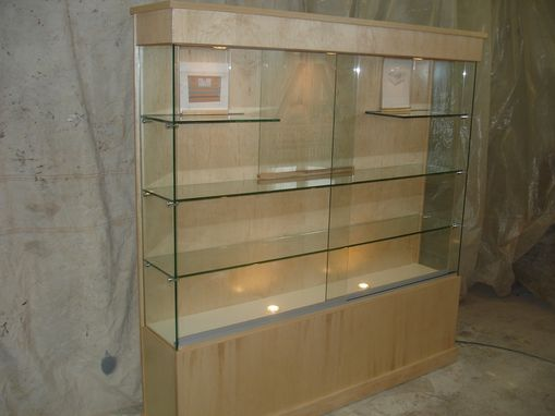 Custom Made Display Case