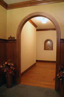 Custom Made Architectural Elements