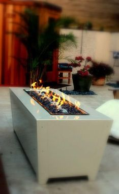 Custom Made Diego Fire Feature
