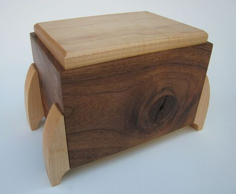 Custom Made Pet Cremation Urn