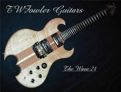 Custom Made Custom Guitar