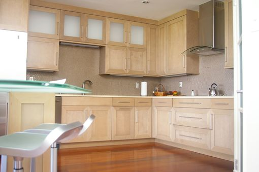 Custom Made Condominium Kitchen Remodel