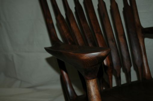 Custom Made Maloof Style Country Rocking Chair