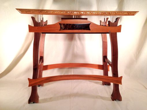 Custom Made Japanese Style Night Stand.