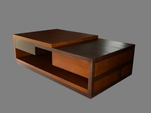 Custom Made Custom Coffee Table