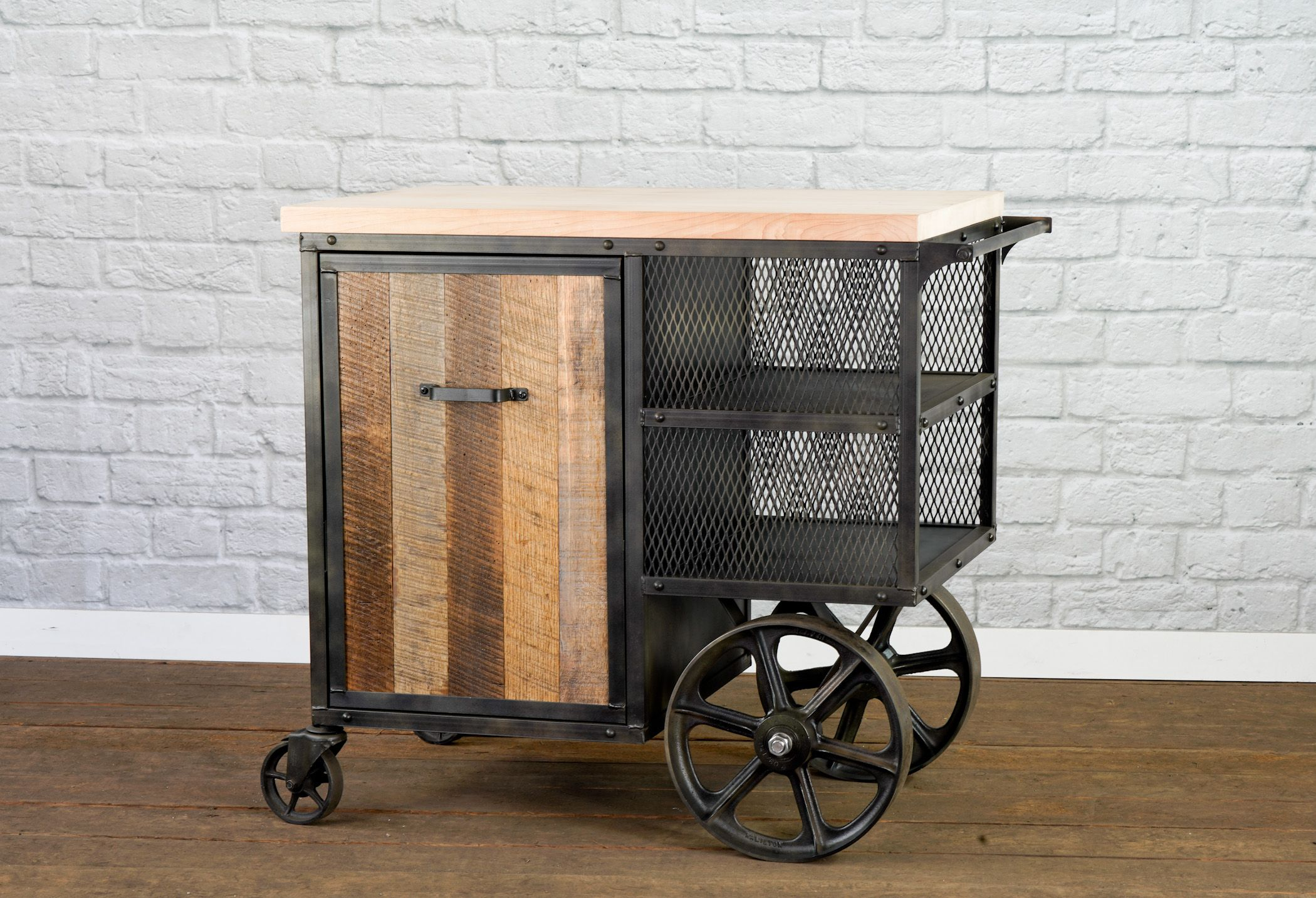 Buy a Custom Made Kitchen Island, Kitchen Island Cart ...