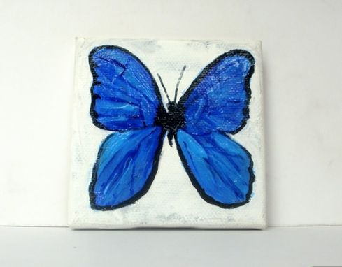 Custom Made Mini Painting's, Butterflies