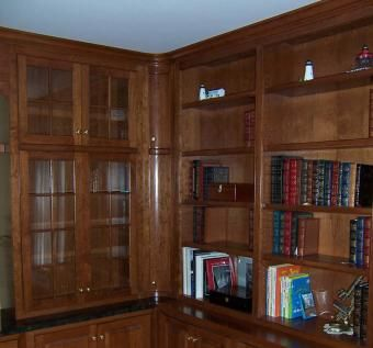 Custom Made Book Lovers Library