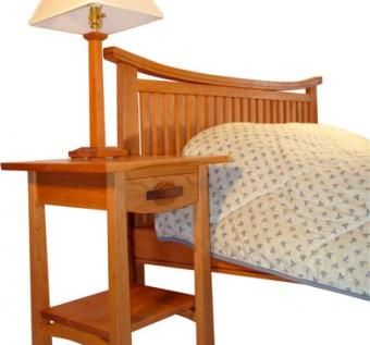 Custom Made Rockland Bed