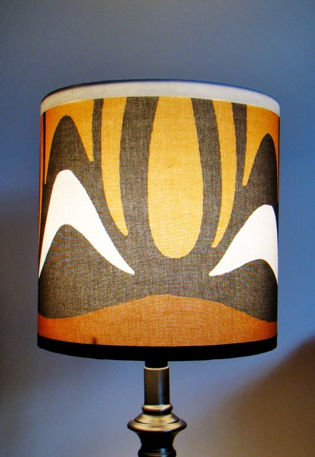 Custom funky chocolate lamp shade by cloudberry market custommade custom made funky chocolate lamp shade aloadofball Image collections