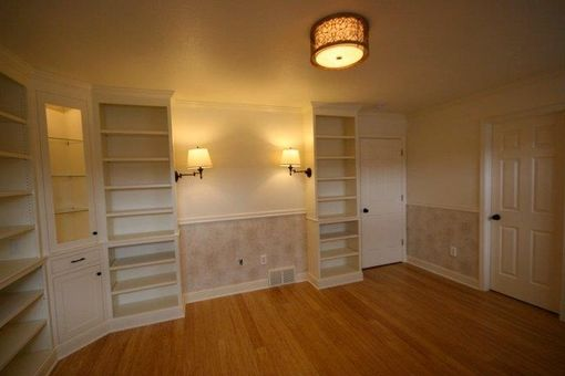 Custom Made Spare Bedroom / Library