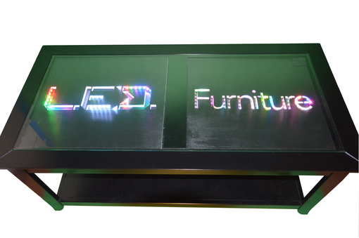 Custom Made Custom Led Table