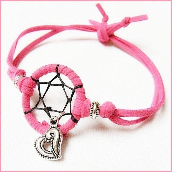 Dream Catcher Bracelet Tutorial Delectable How To Make A Dreamcatcher In Rubber Bracelets