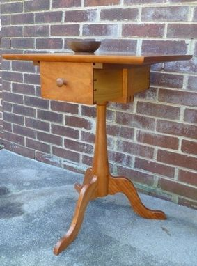 Custom Made Tripod Sewing Table