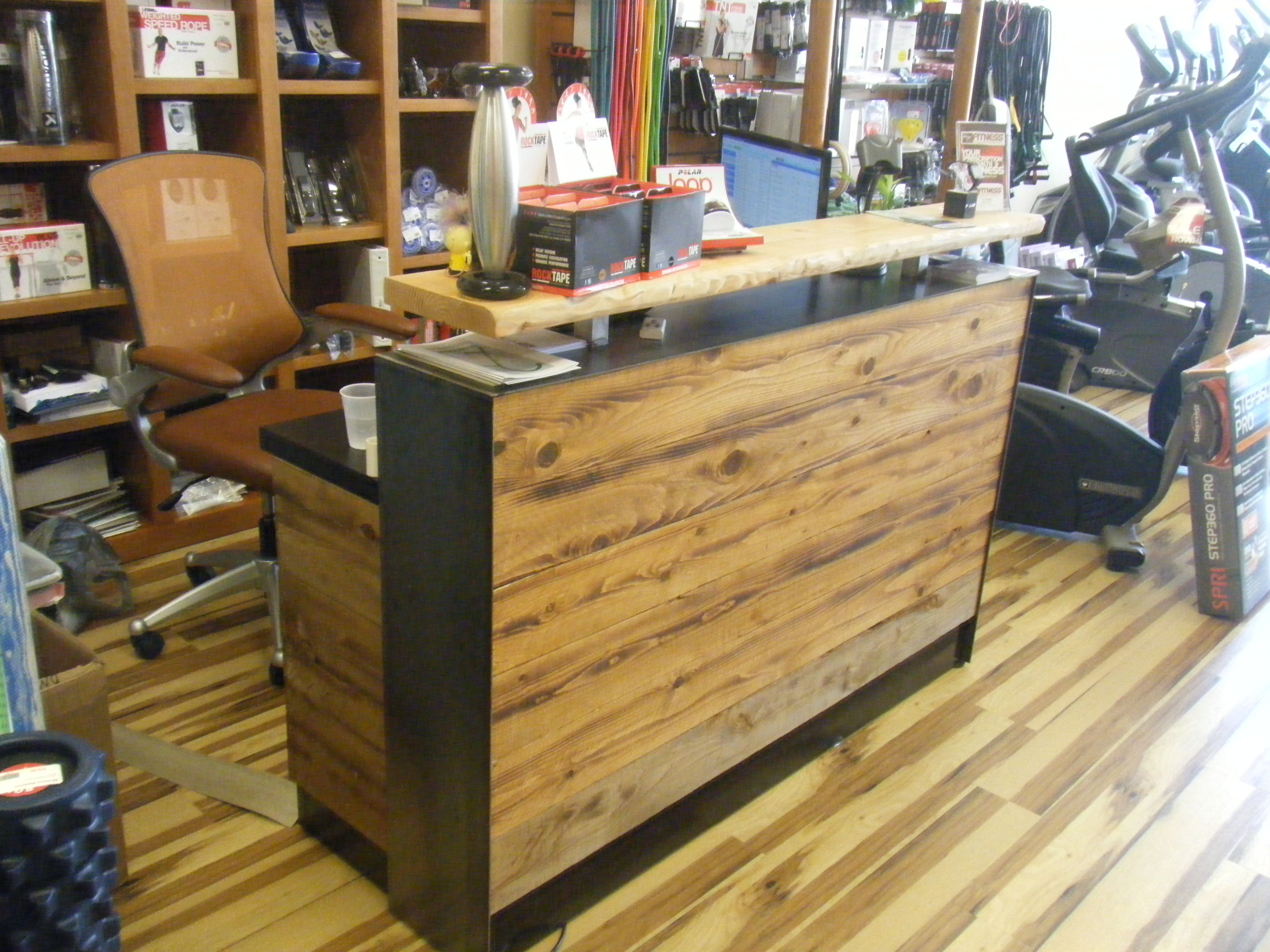 custom drawers oak adorable reclaimed desk jesanet wood strong made with com