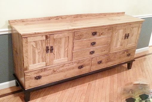 Custom Made Modern Shaker Style Buffet