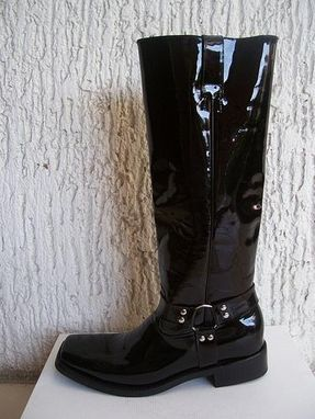 Custom Made Harness Boots 20 Inches Tall Shafts Made To Order Any Size Men Or Woman