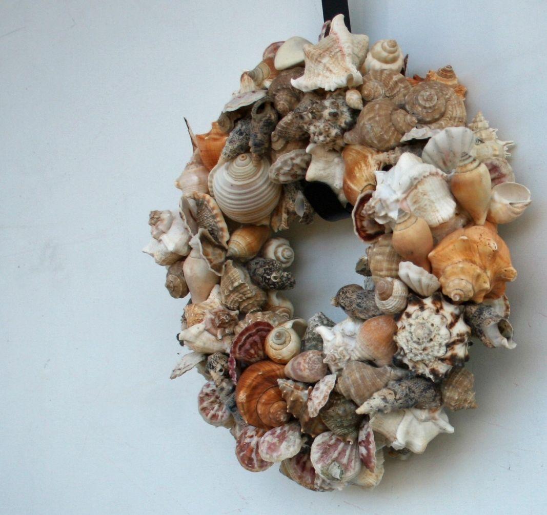 Hand Made Sea Shell Decor by DyJo Designs | CustomMade.com