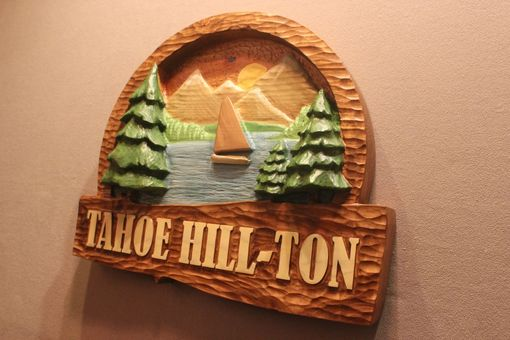 Custom Made Custom Wood Signs | Carved Signs | Home Signs | Cabin Signs | Cottage Signs | Family Signs