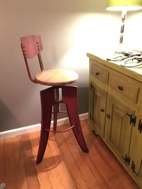 Custom Made Draftsman Stool