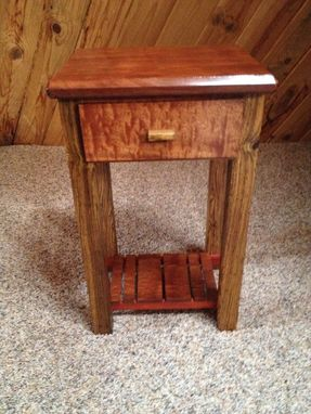 Custom Made Matching End Tables