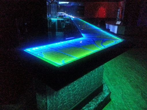 Custom Made Liquid Bars And Surfaces