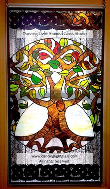 Custom Made Celtic Tree Of Life