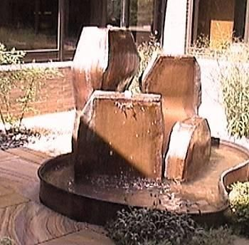 Custom Made West Deptford Library Fountain
