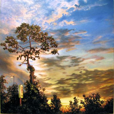 Custom Made Oil Landscapes