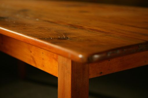 Custom Made Farm Table - Dining Table
