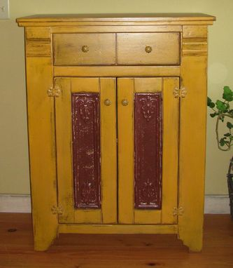 Custom Made San Pasquel's Cabinet