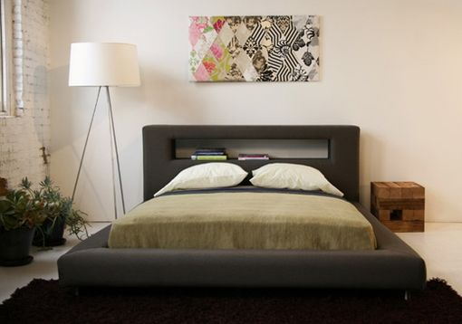 Custom Made Nini Platform Beds