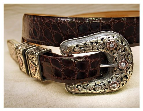 Custom Made Masters Buckles Collection