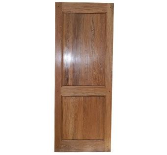 Custom Made Oak Interior Door