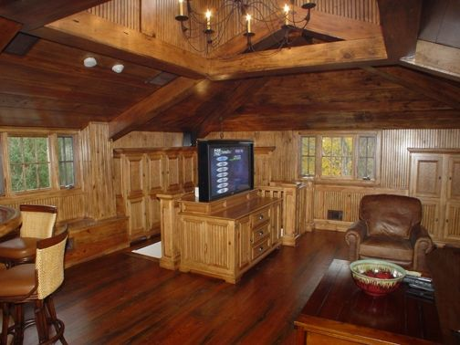 Custom Made Hideaway Tv Unit