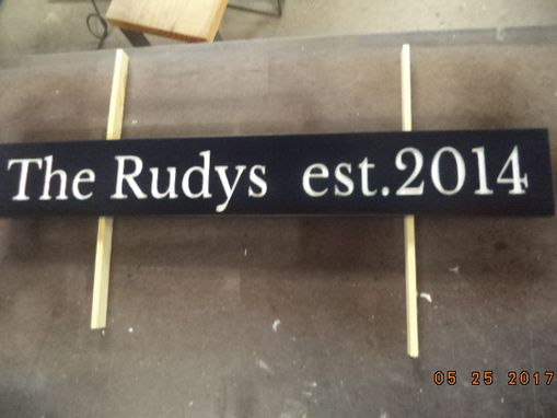Custom Made We Make Custom Signs, Country Signs, Address Signs, Business Signs, Humorous Signs,