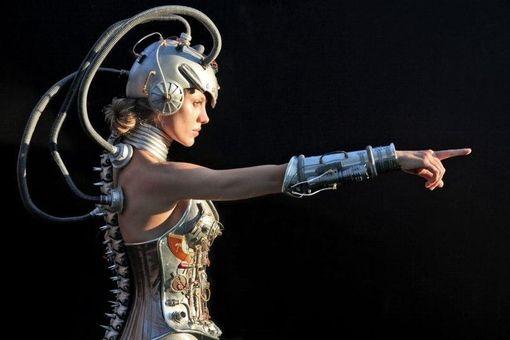 Hand Made Bio Mechanical Suit Costume By Sc Studios Llc