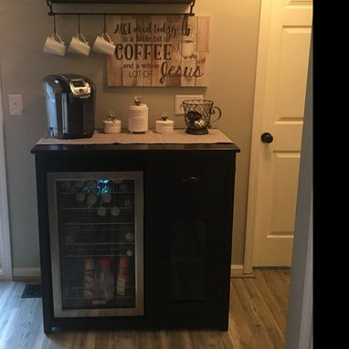 Custom Made Coffee Bar
