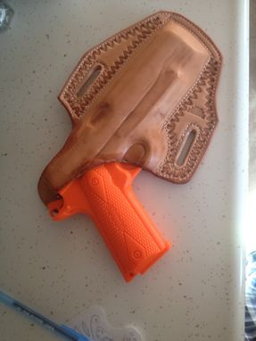 Custom Made Owb Pancake Holster